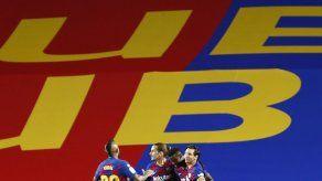 Fati y Messi dan color a victoria del Barça sobre Leganés