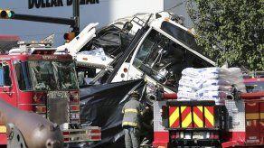 Dos muertos y 17 heridos en choque de autobuses en New Jersey