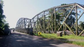 Puente que unirá a Costa Rica y Panamá estará listo en un año