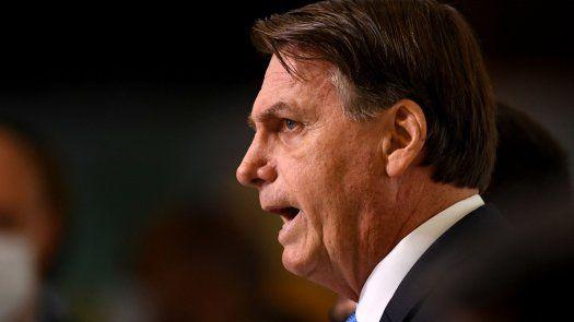 El presidente de Brasil, Jair Bolsonaro se alió este año con partidos de centroderecha conocidos como el Centrao, con la esperanza de protegerse de un eventual impeachment.