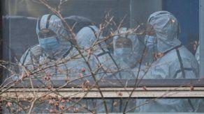 Los investigadores de OMS visitan centros de control de enfermedades en Wuhan