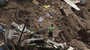 El Salvador: lluvias dejan 15 muertos y siete desaparecidos