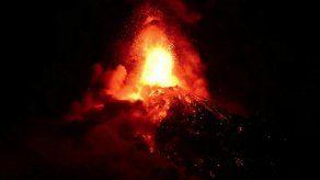 Casi 3.000 evacuados en Guatemala por nueva erupción del volcán de Fuego
