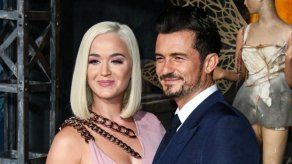Katy Perry elogia a Orlando Bloom por su desempeño como padre