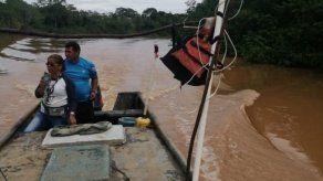 Personal técnico de la Arap asegura que la mortandad de peces en el río La Villa fue por las lluvias