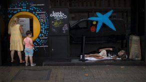 Dos bancos españoles buscan una fusión en un momento difícil