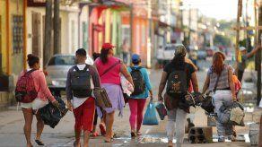 Más de 70.000 hondureños deportados este año
