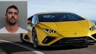 A pocos días de recibir fondos de un programa federa de ayuda por COVID, David Hines se compró un Lamborghini Huracan.