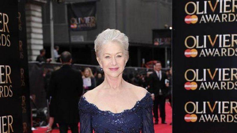 Helen Mirren recibirá el BAFTA honorífico