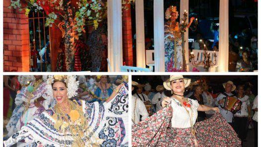 Domingo de Carnaval se vistió de lujo en la Cinta Costera