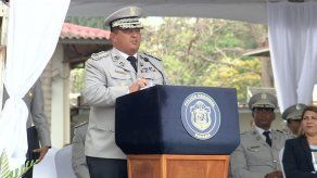 Director de la Policía Nacional Omar Pinzón dejará el cargo este viernes