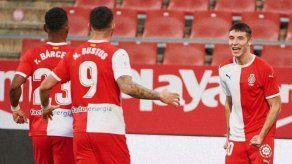 Bárcenas clasifica con el Girona a octavos de la Copa del Rey