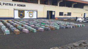 Decretan detención provisional a cinco colombianos por tráfico internacional drogas