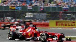 Alonso: En Silverstone todos un paso adelante y nosotros un paso atrás