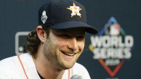 Serie Mundial: Cole y Astros ante Scherzer y Nacionales