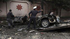Policía afgana: 5 muertos