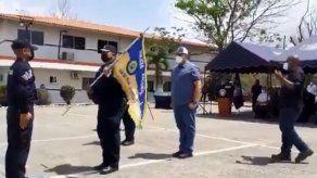 Se registran cambios de mando en las zonas policiales de Azuero