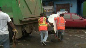 AAUD logra recolectar toneladas de enseres viejos durante operativo en El Chorrillo