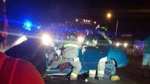 Madre e hija fallecen en accidente de tránsito en Chiriquí
