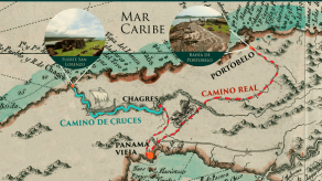 Base de datos muestra que primera globalización se dio en Panamá en el siglo XVI
