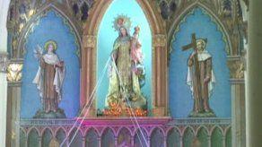 Devotos de la Virgen del Carmen celebran su día