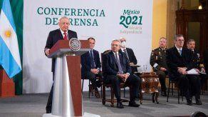 López Obrador vincula arresto de esposa del Chapo con exministro García Luna