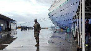 Autoridades sanitarias confirman muerte por COVID-19 de tripulante de crucero en Colón