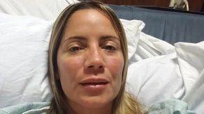 Cantante boricua Melina León dice que ánimos han decaído por contagio Covid