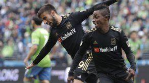 LAFC se estrena en la MLS con triunfo 1-0 sobre Seattle