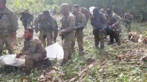Colombiano fallece durante enfrentamientos entre el Senafront y grupos irregulares en Darién