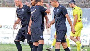 Ismael Díaz reaparece y anotó en Portugal durante pretemporada