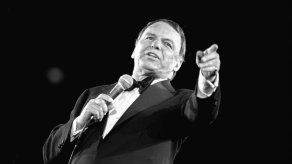 Preparan nuevo musical de Frank Sinatra