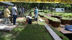 Panamá ha exhumado decenas de restos humanos producto de la invasión de EEUU en 1989