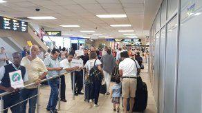 """Aeropuerto de Tocumen registra """"cifra récord"""" en movilización de pasajeros tras la JMJ"""