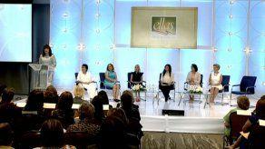 Esposas de candidatos presidenciales dieron a conocer sus planes en 1er. Foro