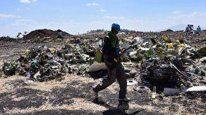 Identificación de las víctimas del accidente aéreo en Etiopía podría tardar 6 meses