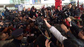 Desaparece avión de Malaysia Airlines