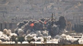 Peshmergas introducen nuevas municiones en enclave kurdo sirio