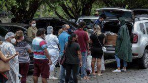 Jóvenes aportan su grano de arena frente a la emergencia sanitaria en Amazonas