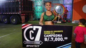 Final femenina de la 9na temporada de Calle 7