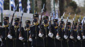 Grecia celebra bicentenario de su independencia