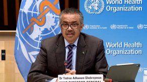 Jefe de la OMS advierte a Brasil que la situación es muy seria