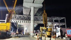 Proyecto Línea 2 del Metro alcanza cerca del 90% de avance