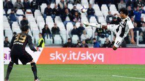 Cristiano rescata empaea 1-1 para Juventus ante Torino