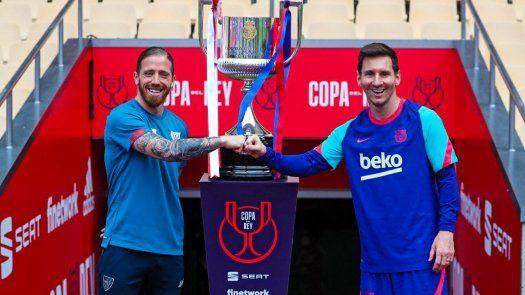 Athletic Club - Barcelona: Hora y dónde ver la final de Copa