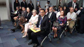 Comisión de Credenciales recomienda ratificar a magistrados designados