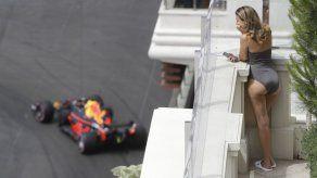 Ricciardo y Red Bull dominan prácticas en Mónaco