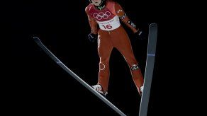 Esquiador de EEUU