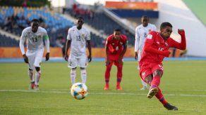 Panamá rescató un empate en su debut del Mundial Sub-20 ante Malí