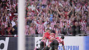 Athletic vence 3-1 a Espanyol y se afianza en la zona media